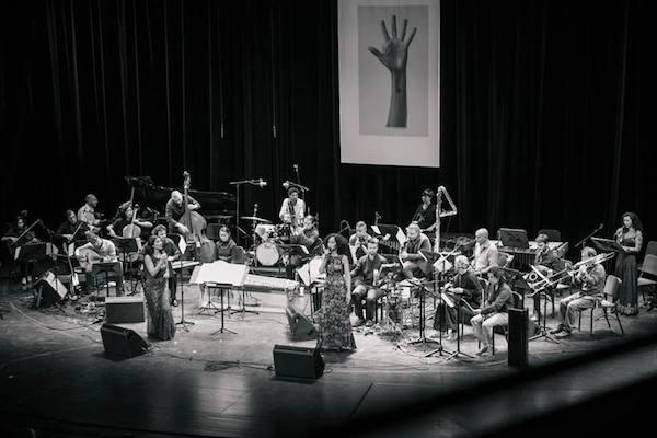 Divan beim Jazzfest Berlin 2015